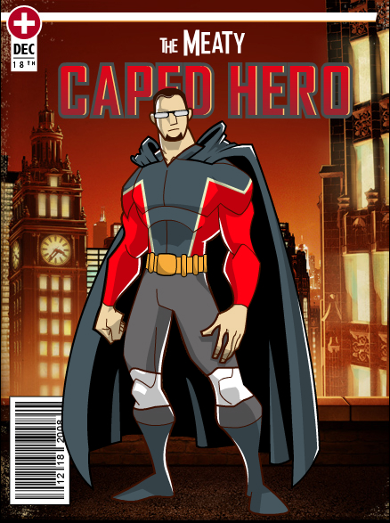 MyHero Le nouveau Super Hero