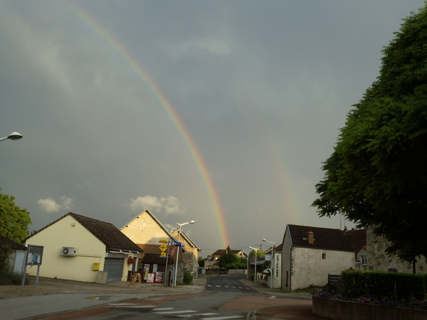 Wow Double Rainbow XD