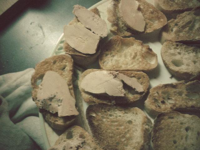 Noel foie gras