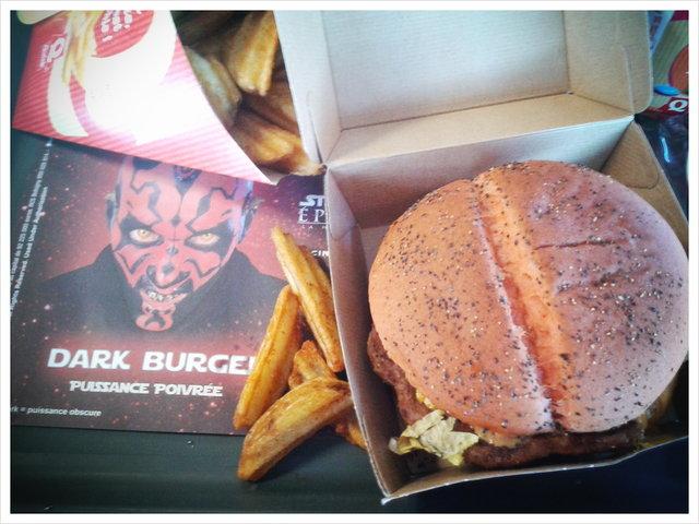darth burger