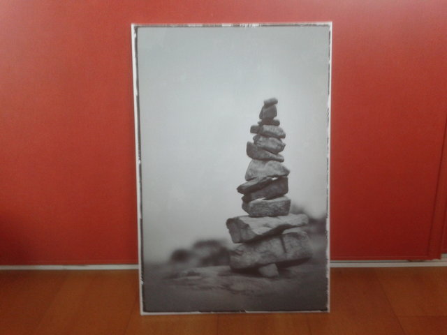 Cairn print