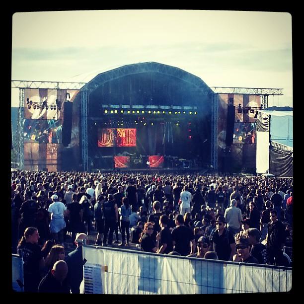 Sonisphere Megadeth
