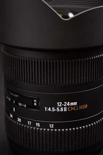 Sigma 12-24mm DG HSM II
