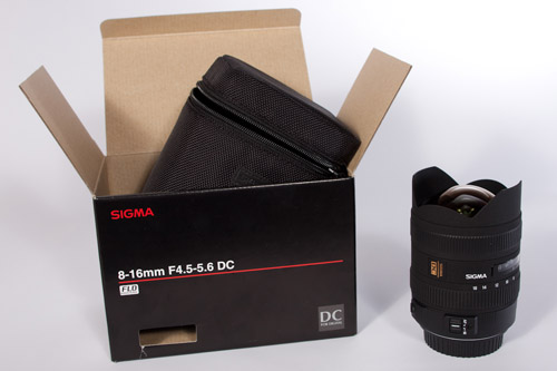 emballage Sigma 8-16