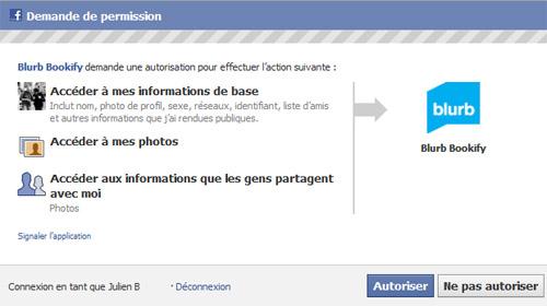 Blurb facebook 2