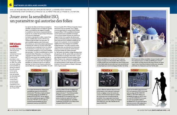 extrait guide photo reflex 2012