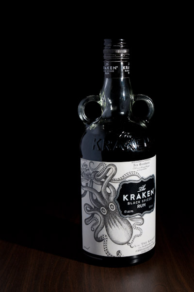 Kraken Rhum Tamron 17-50 VC