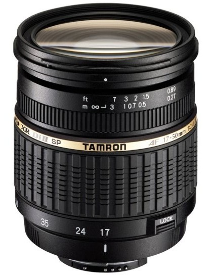 Tamron 17-50 XR DI II IF