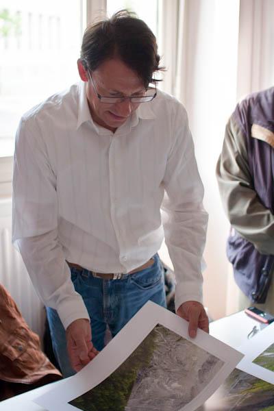 230411 conf P.Litzler 9 Conférence sur le travail dAuteur avec Philippe Litzler